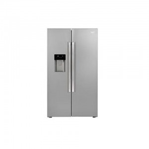 Defy Fridge F790 Auto Water Ice S(DFF415) Side-by-Side  614L WHITE