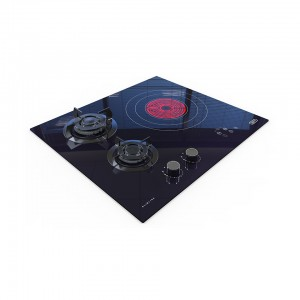 DEFY DHG605 60CM 2 GAS 1 ELECTRIC HOB