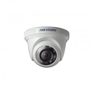 DS-2CE56C0T-IR(2.8mm)-HD720P Indoor IR Turret Camera