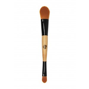 W7 Duo Foundation And Concealer Brush