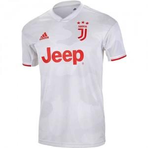 Replica Juventus Jersey (White)