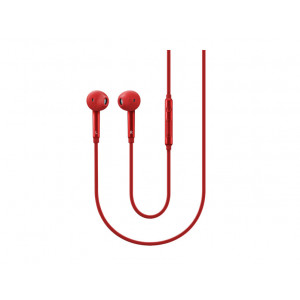 Samsung Wired Ear Phone (E0-EG920B) (Red)