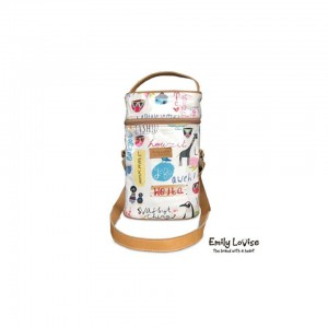 Emily Louise Wine Cooler Bag