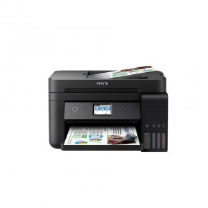 Epson EcoTank ITS L6190 Printer Cartridge-free printing This next generation, fast 4-in-1 comes with connectivity options, a 250-sheet paper tray, double-sided printing and 6.1cm LCD screen.