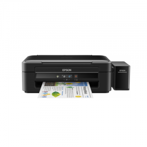 Epson L382  3-In-One Colour Printer