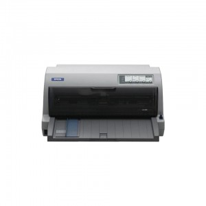 Epson Lq 690 - Printer - B/W - Dot-Matrix - 12 Cpi - 24 Pin - Up To 529 Char/Sec - Parallel, Usb by Epson