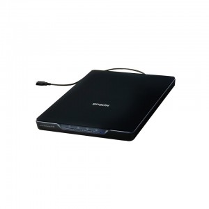 EPSON Perfection V19 Photo and Document Color Scanner(Flatbed Scanner)