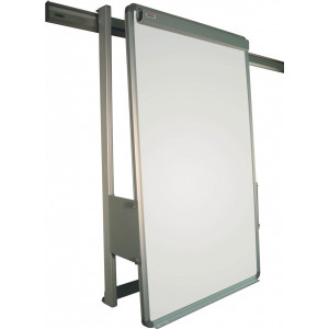 Parrot Rail Flipchart Magnetic 1000*640mm