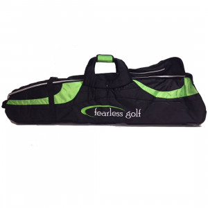 Fearless Deluxe Travel Cover (Black/Green)