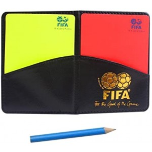 Ref Red and Yellow Card