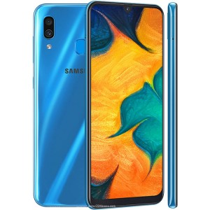 "Samsung Galaxy A30 (A305) - 6.4"" 64GB"