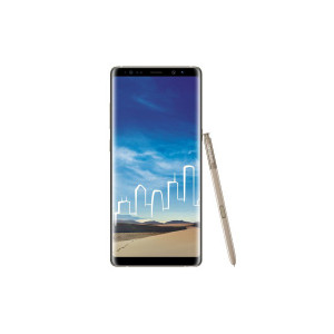 Samsung Galaxy Note8 64 GB (Maple Gold)