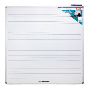 Parrot Music Board (1230*1230mm Magnetic White)