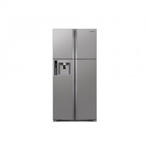 Hitachi MULTI-DOOR 582L REFRIGERATOR R-W720PUC1 GGR (STEEL)