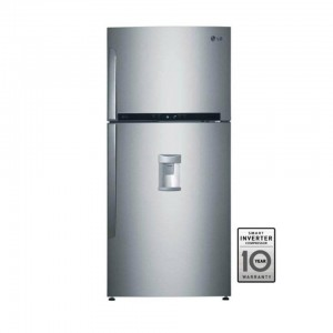 LG 422 LTR REFRIGERATOR WITH WATER DISPENSER - GL-B552GLPL
