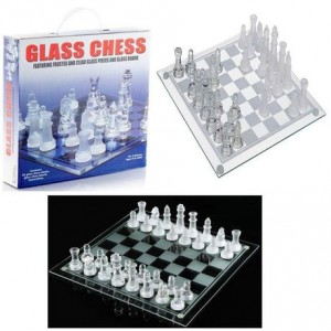 Glass Chess Small