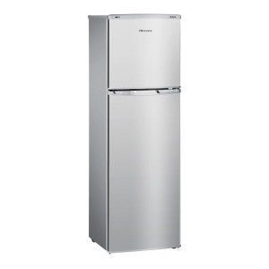 Hisense H220TTS 220 L METALLIC Top Freezer