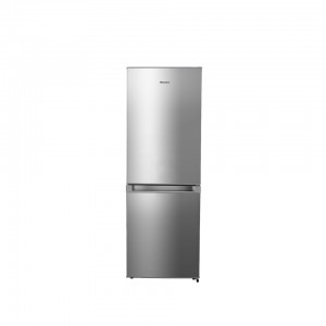 Hisense 230Lt Fridge Bottom Freezer Metallic H299BI