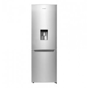 H299BMEWD	Hisense 299 L Metallic Bottom Freezer with Water Dispenser
