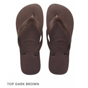 Havaianas Top Dark Brown (Size 3-12)