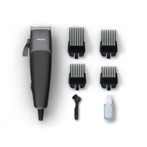 Philips HC3100 Home Hair Clippers-3000 Series-Black