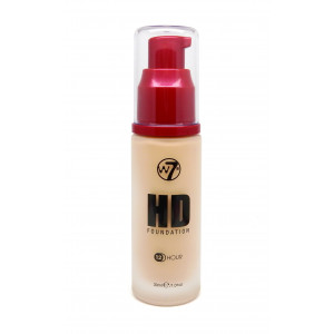 W7 Hd Foundation (Buff)