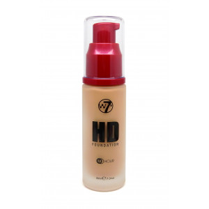 W7 Hd Foundation (Natural Tan)