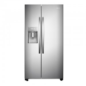 HISENSE H700SI-ID ICE MAKER FRIDGE Inox 535L