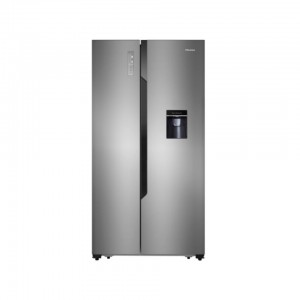 HISENSE REFRIGERATOR SIDE BY SIDE H670SI-WD 600 L