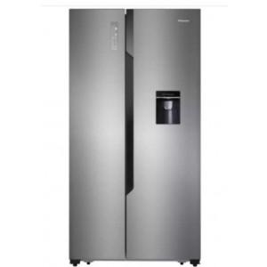 Hisense H670SIA-WD | (Side By Side)  514L Refrigerator