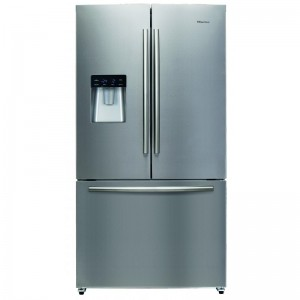 Hisense H720FS-WD 720L Water Dispenser Fridge Stainless Steel