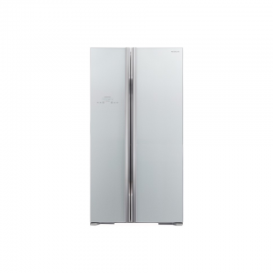 HITACHI R-S700PUC2 SIDE BY SIDE FRIDGE 589L MIRROR FINISH