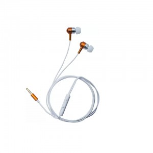 Toshiba Wired Earphone RZE-D100E 3.5mm audio jack