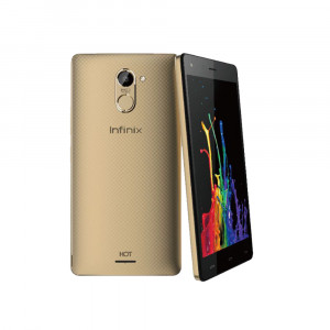 Infinix Hot 4 Lite X557 16 GB (Gold)