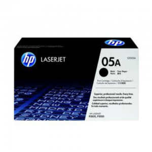 HP 05A BLACK TONER CARTRIDGE FOR LASERJET P2030 SERIES