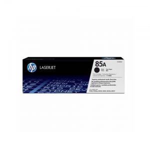 HP 85A BLACK TONER CARTRIDGE FOR LASERJET M1210 SERIES MFP