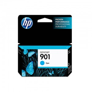 HP 901 CYAN Original Ink Cartridge