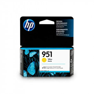 HP 951 INK YELLOW