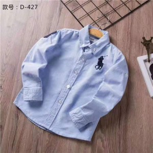 Boys Polo Shirt BPS01