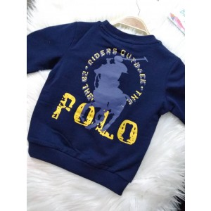 Boys Polo Sweatshirt PS01