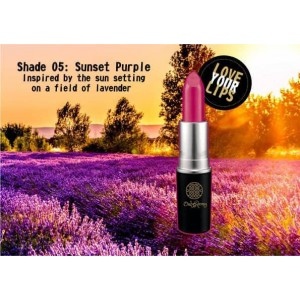 Sunset Purple Lipstick SP01