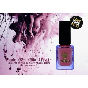 Nude Affair Nail Polish NA01