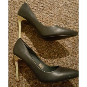 Army Green Heels H16