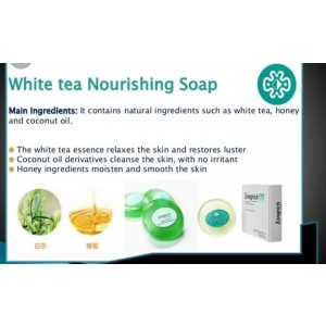 White Tea Nourishing Soap