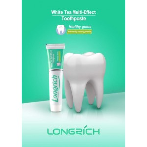 White Tea Multi-effect tooth paste