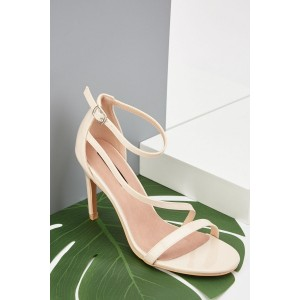 Fancy Nude Sandals A013