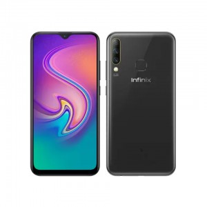 Infinix S4 (Space Gray, 32 GB)  (3 GB RAM)