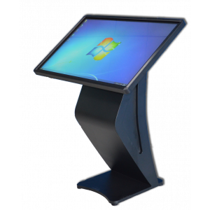 "Parrot Touch Led Table  43"" (Black)"