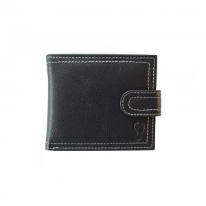 John Buck Men's Wallet 1 Black