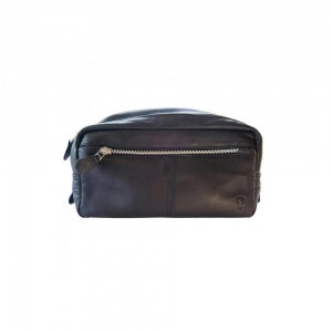 John Buck Toiletry Bag Black